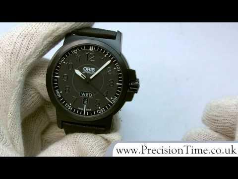 Oris 735-7641-47-64-LS BC3 Advanced Gents Watch