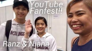 Video Why I Cried During YouTube Fanfest (Plus I Met RANZ and NIANA!!) MP3, 3GP, MP4, WEBM, AVI, FLV Juli 2018