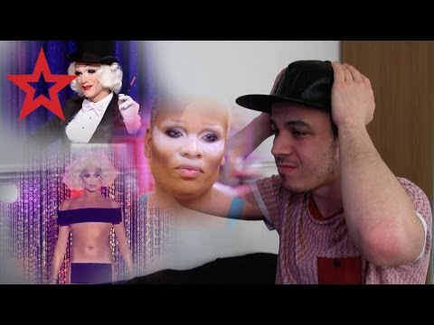 "RuPaul's Drag Race Season 9 Episode 6 9x06 ""Snatch Game"" 