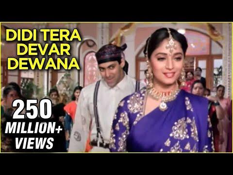 Didi Tera Devar Deewana - Hum Aapke Hain Koun - Lata Mangeshkar & S. P. Balasubramaniam's Hit Song
