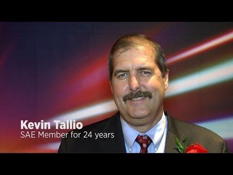 Kevin Tallio's SAE Membership Story