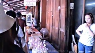 Samut Songkhram Thailand  city pictures gallery : Amphawa Floating Market, Samut Songkhram, Thailand. ( 24 )