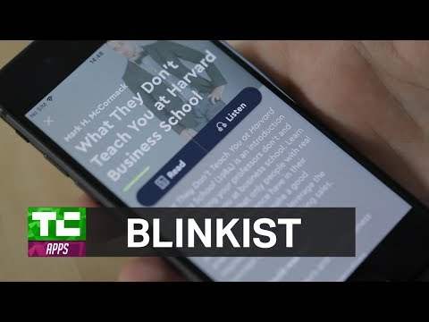 As tech automates, Blinkist keeps its book summary service very human