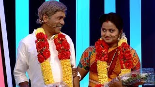 Video Thakarppan Comedy l Arrival of newly married couple to blast the show with laugh l Mazhavil Manorama MP3, 3GP, MP4, WEBM, AVI, FLV Maret 2019