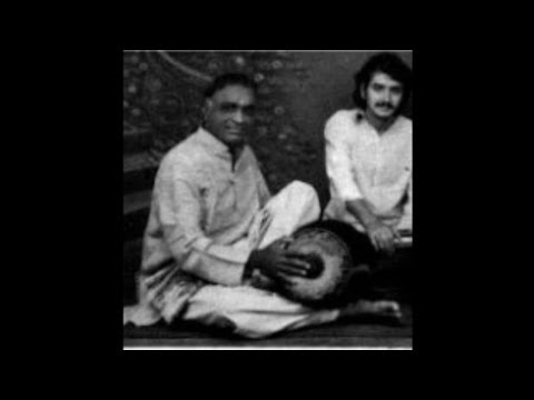 Palghat Raghu Bursting Mridangam Solo