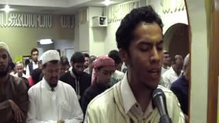 USA Taraweeh 2012 (Night 1, Al-Baqara) + Dua * Qari Youssef Edghouch