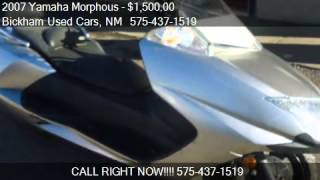 4. 2007 Yamaha Morphous CP250W for sale in Alamogordo, NM 88310