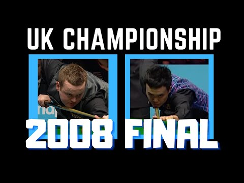 SHAUN MURPHY vs MARCO FU - 2008 UK Championship Final