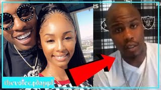 CJ SO COOL GF ROYALTY Baby Father UP$ET & Want His Kids