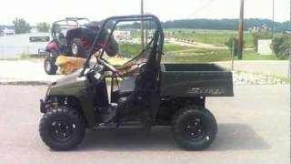 9. 2012 Polaris Ranger 400 Sage Green