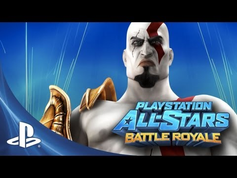 PlayStation All-Stars Battle Royale - Kratos Strategies