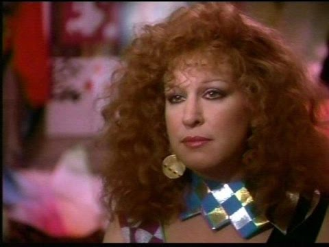 Ruthless People Premiere Bette Midler 1986