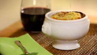 Get the top-rated recipe for Slow Cooker French Onion Soup at http://allrecipes.com/Recipe/Slow-Cooker-French-Onion-Soup/Detail.aspx. Watch how to make a ...