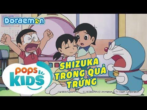 [S6] Doraemon Tập 265 - Đường Chân Trời Trong Phòng Nobita, Shizuka Trong Quả Trứng - Thời lượng: 21:51.