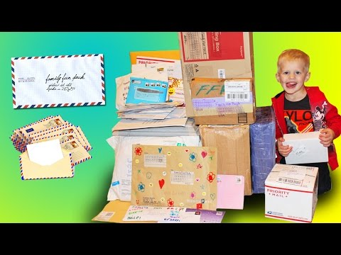 Family Fun Pack Fan Mail From Finland, UK, Canada, New Zealand, Australia, Japan, Turkey & USA