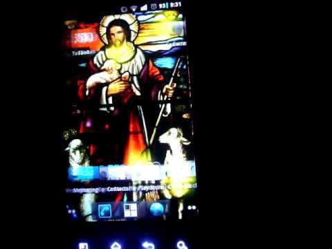 Video of Jesus Christ Live Wallpaper