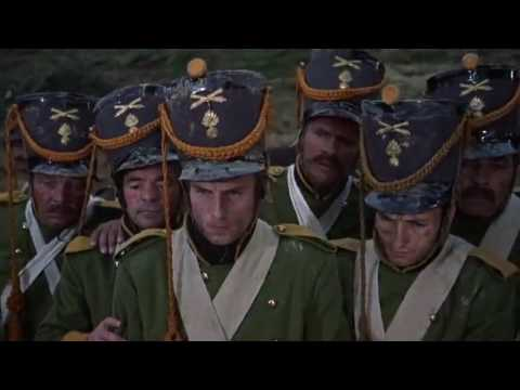 War And Peace (1956) ~French Attack Against Russia