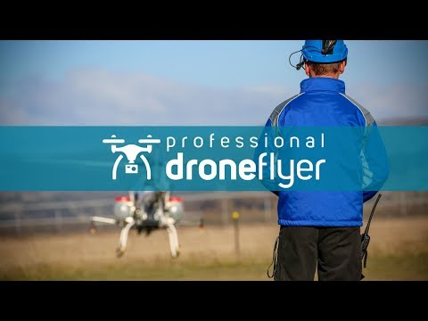 CASA Safety Video - Professional drone flyer
