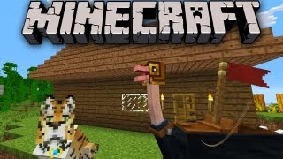 Minecraft: Adventures in the Morrowlands! (Mod Server)