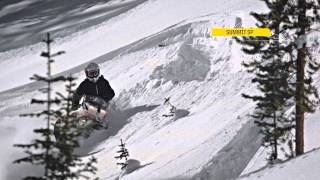 11. 2015 Ski-Doo Summit and Freeride