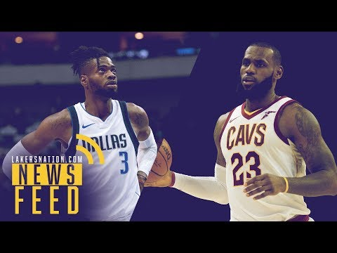 Video: Lakers Feed: LeBron James, Nerlens Noel Considering Teaming Up In LA?