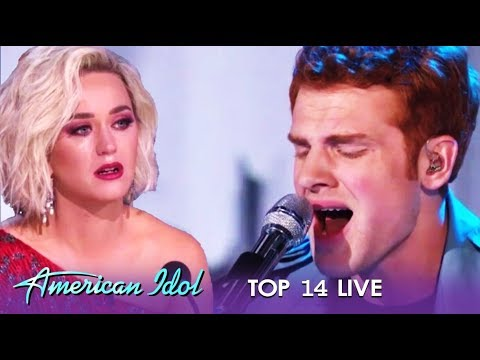 Jeremiah Lloyd Harmon: Katy Perry BREAKS DOWN In Tears On Live TV After This!   American Idol 2019