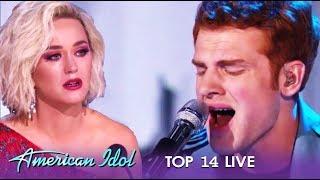 Video Jeremiah Lloyd Harmon: Katy Perry BREAKS DOWN In Tears On Live TV After This!   American Idol 2019 MP3, 3GP, MP4, WEBM, AVI, FLV Juni 2019