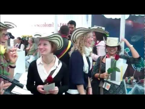 Comenzó ITB 2012 con la participación de Colombia