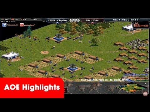 AOE Highlights, CSĐN có một trận Hittle rất hay mặc kệ đối phương là 2 vs 1 và có Shang