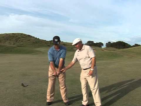 Key to Golf Faults Fixes Closed clubface in backswing