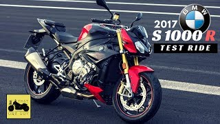9. 2017 BMW S 1000 R | Could this be T.O.G.'s next motorcycle? Test ride and review