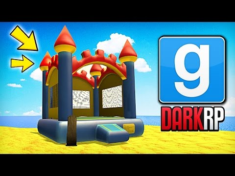 YOU'VE NEVER SEEN A SECRET BASE LIKE THIS! (Garry's Mod DarkRP) (видео)