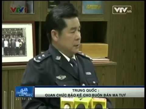 Trung Quốc: Quan chức bảo kê cho buôn bán ma túy