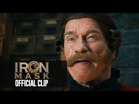 """Iron Mask (2020 Movie) Official Clip """"I've Been Waiting"""" – Jackie Chan, Arnold Schwarzenegger"""