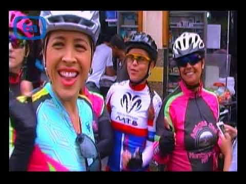 Prefeitura apoia 16º Passeio Ciclístico 'A favor da vida' em Manhuaçu