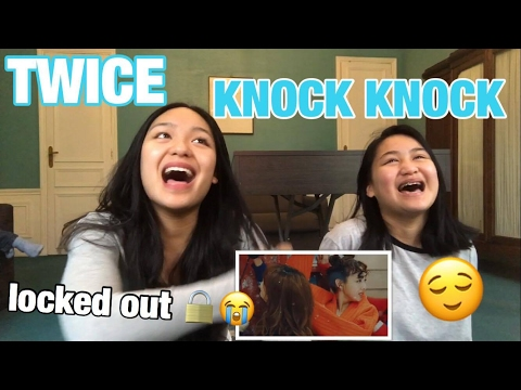 [ENG SUB] French REACTION to Twice - KNOCK KNOCK MV l 4KPOP