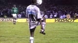 Corinthians sagra-se Campeão Paulista 99 com direito a embaixadinha de Edílson
