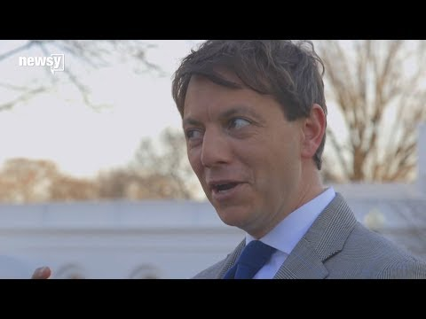 """Interview with Hogan Gidley Part 1, """"The Why"""" 01/29/18"""