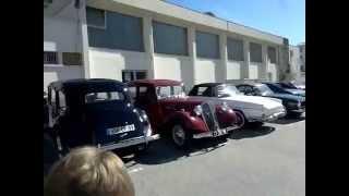 Tarascon-sur-Ariege France  city pictures gallery : classic cars in tarascon sur ariege, france
