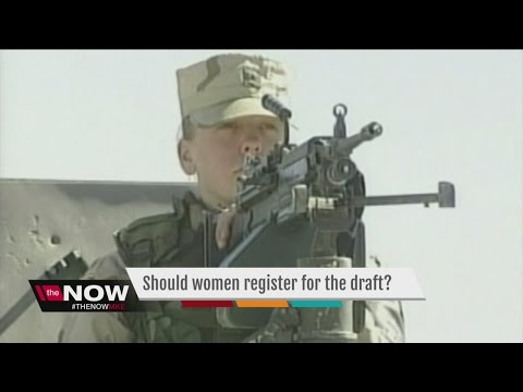 Will Women Soon Have to Register for the Draft?