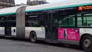 Video PAR RATP buses at Place de la Bastille MP3, 3GP, MP4, WEBM, AVI, FLV Agustus 2017