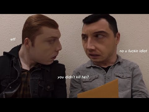 ian and mickey being memes for 3 minutes straight [S10 humor]