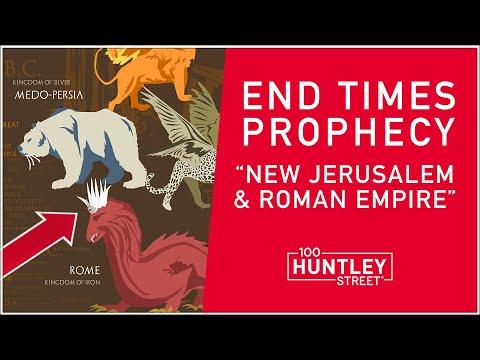 The End Times: New Jerusalem, Revived Roman Empire, Great Tribulation  - Mark Hitchcock