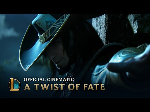 League of Legends Cinematic: A Twist of Fate