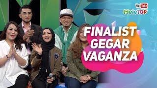 Download Video Tahniah! inilah finalist Gegar Vaganza 2018 | MeleTOP | Nabil & Neelofa MP3 3GP MP4