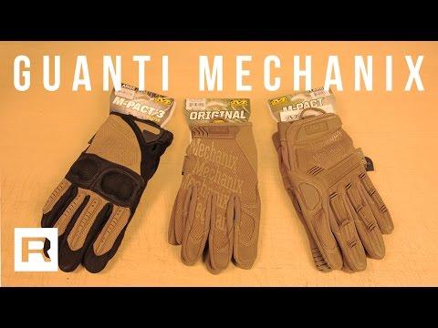 Mechanix® - Guanti a Confronto