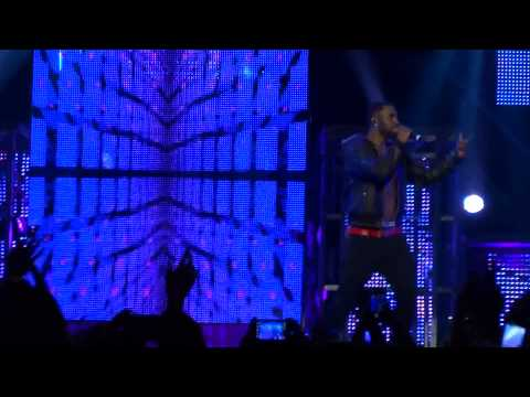 Jason Derulo – The Other Side -Tattoos World Tour live Sydney 05/05/14