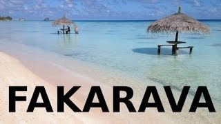 Fakarava French Polynesia  City pictures : Fakarava, French polynesia island with gopro hero3