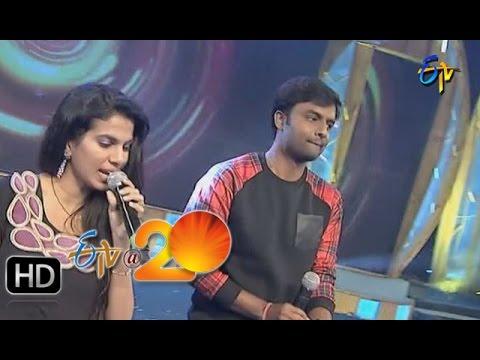 Hemachandra-Sravana-Bhargavi-Performance-SeenuGadu-Keka-Song-in-Gunturu-ETV-20-Celebrations