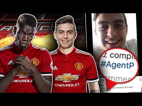 Video: Has Paul Pogba Confirmed Paulo Dybala's Transfer To Manchester United?! | Sunday Vibes